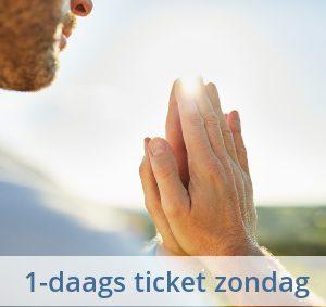 1-daags ticket zondag MONIKA FITOS - LIFE OF CREATION - 3 & 4 NOVEMBER